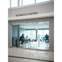 New Spaces for Gerald R. Ford International Airport