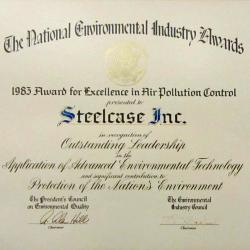 National Environmental Award